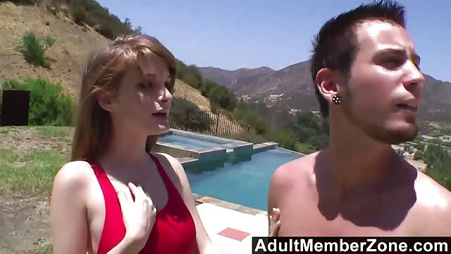 This slut knows how to handle a casting director