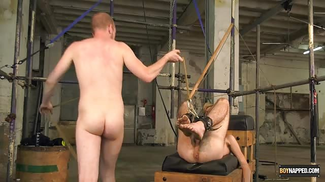 Boy In Need Of An Arse Ravaging Part 2 - Jacob Daniels & Sean Taylor